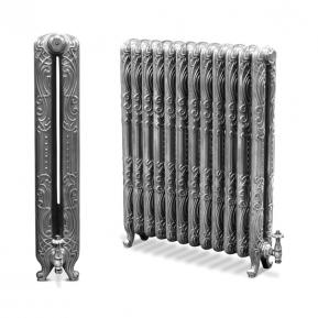 The Orleans Cast Radiator, with a Full Polish Finish