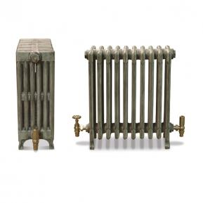 Victorian Cast Radiator with an Antiqued finish