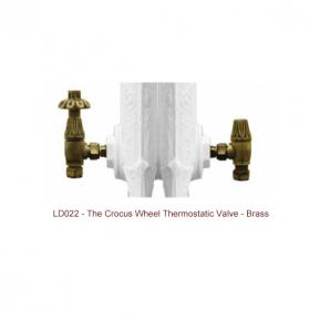 Crocus Wheel Valve