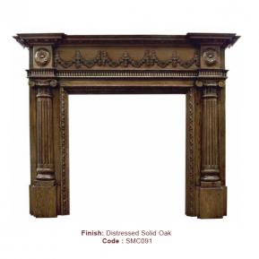 The Kingsbury Fire Surround