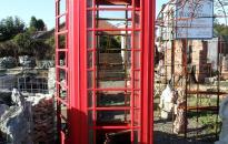 reclaimed telephone box