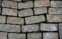 small York stone paving slabs